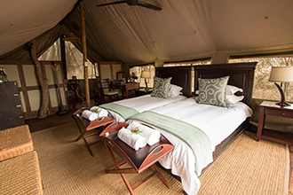 Plains Camp @ Rhino Walking Safaris