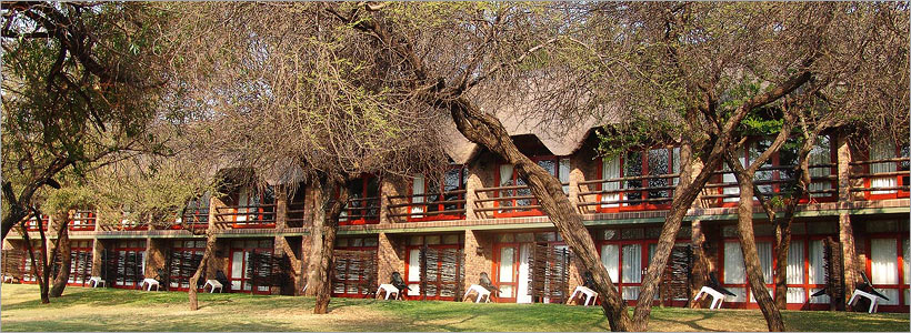 Bakabung Lodge at Pilanesberg for a Big5 overnight safari experience