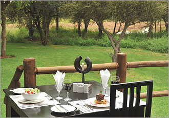 Sheer indulgance at Morokolo Game Lodge in the Pilanesberg National Park